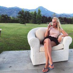 3. Янина Студилина #ноги
