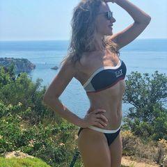 12. Юлия Ковальчук #купальник