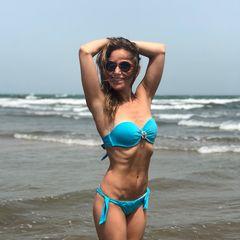 15. Юлия Ковальчук #купальник