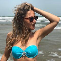 14. Юлия Ковальчук #купальник