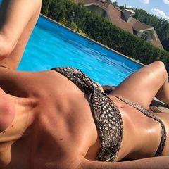 23. Юлия Ковальчук #купальник