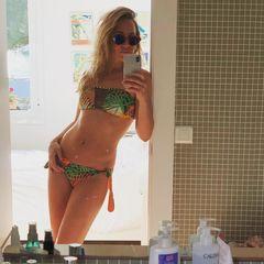 25. Юлия Ковальчук #купальник