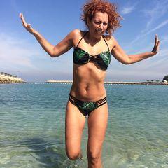 12. Юлия Коган #купальник