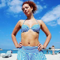 29. Юлия Коган #купальник