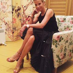 12. Юлия Высоцкая #ноги