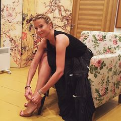 10. Юлия Высоцкая #ноги