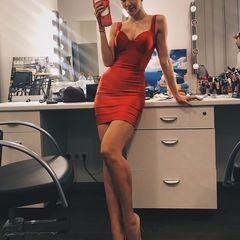 35. Юлианна Караулова