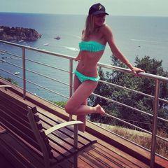 33. Юлия Ковальчук #купальник