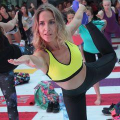 1. Юлия Ковальчук #фитнес