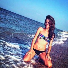 36. Юлия Подозерова #купальник