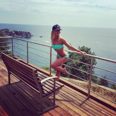 42. Юлия Ковальчук #купальник
