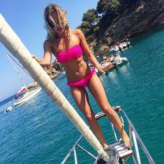 43. Юлия Ковальчук #купальник