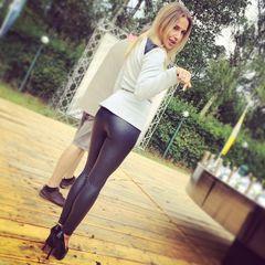 40. Юлия Ковальчук #попа