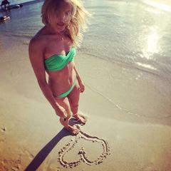 49. Юлия Ковальчук #купальник #пляж