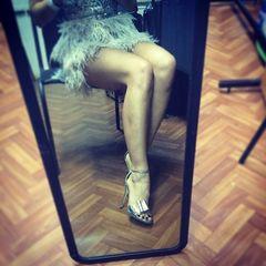 35. Юлия Ковальчук #ноги