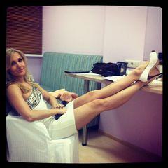 37. Юлия Ковальчук #ноги