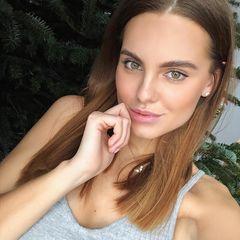 1. Дарья Клюкина